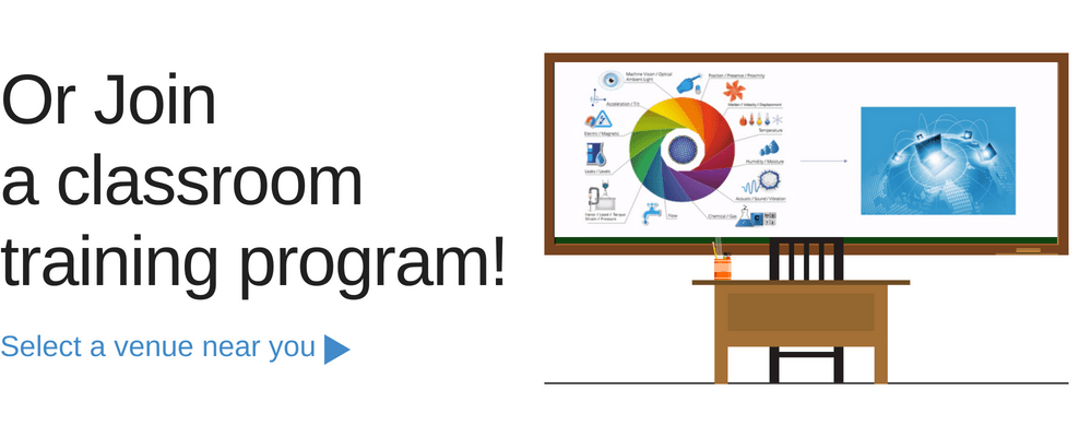 Join a classroom training program