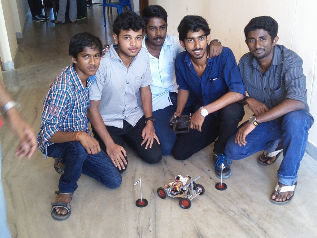 Regional Automobile Prototyping workshops