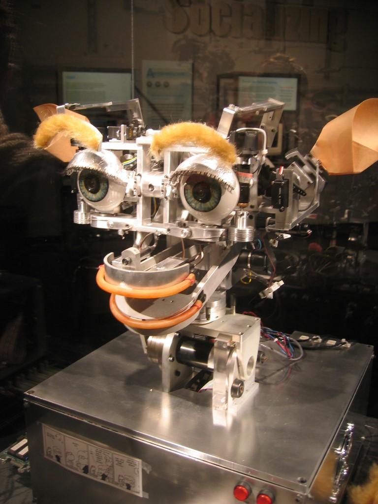 Roboversity Animatronics Challenge Success