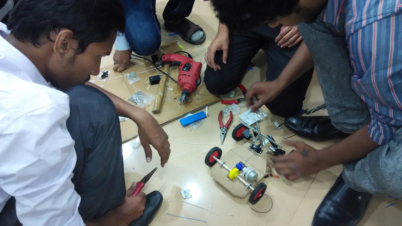 AerotriX Automobile Prototyping Workshop