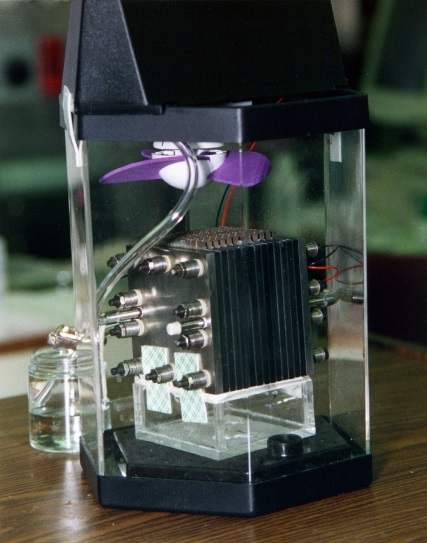 A fuel cell made by NASA