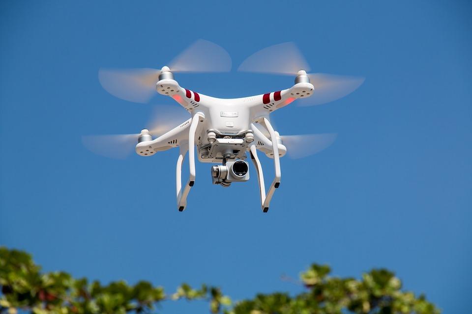 Smart Photographer Drone