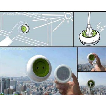 Solar powered smart lighting system