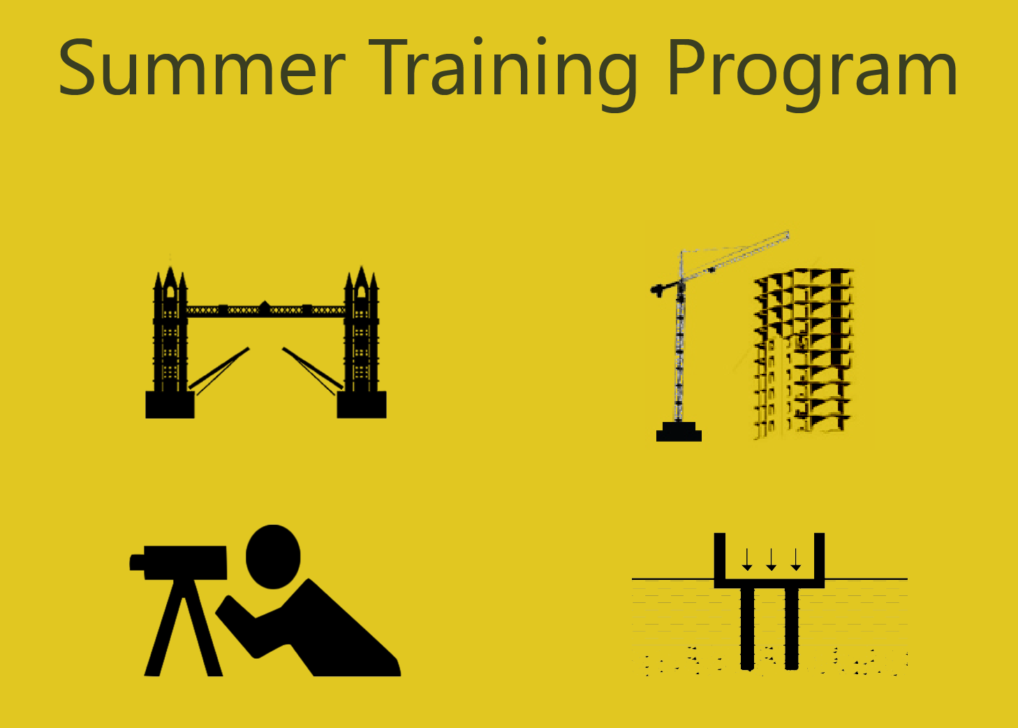 Summer Training Program