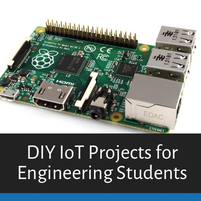 IoT Projects for Engineering Students