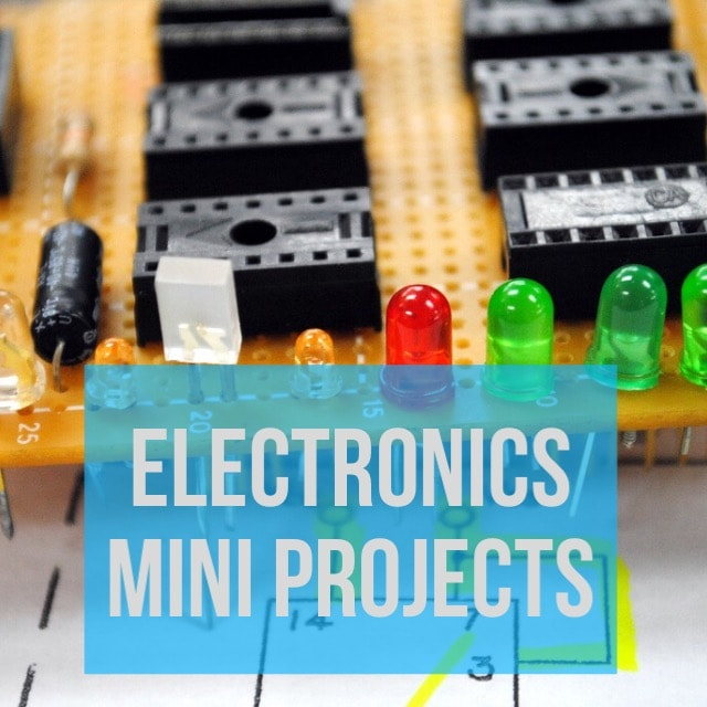Electronics Mini Projects for Engineering Students