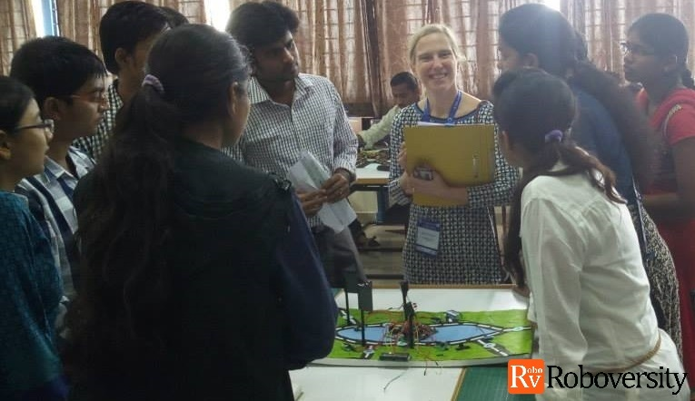 IUCCE international delegate - Dr. Stephanie Farrell