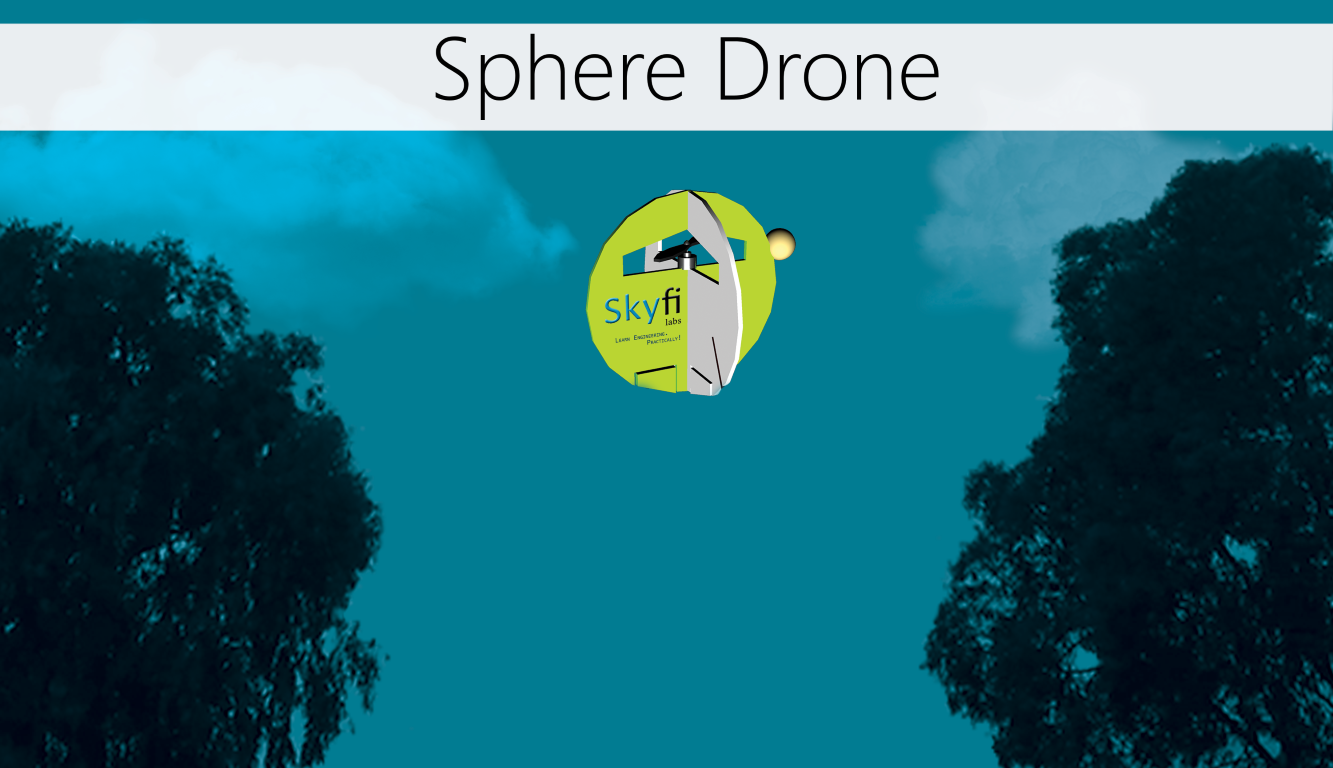 Launching new Sphere Drone Course