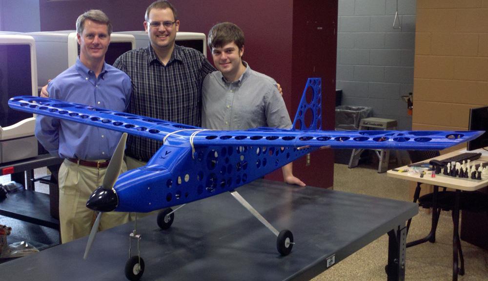 3D Printed UAV Aircraft