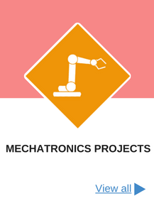 Mechatronics Projects for engineering students