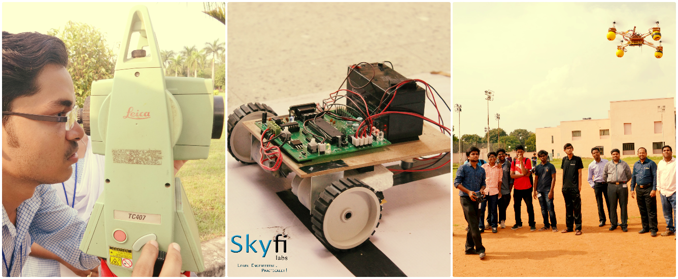 Skyfi Labs Summer Training Program