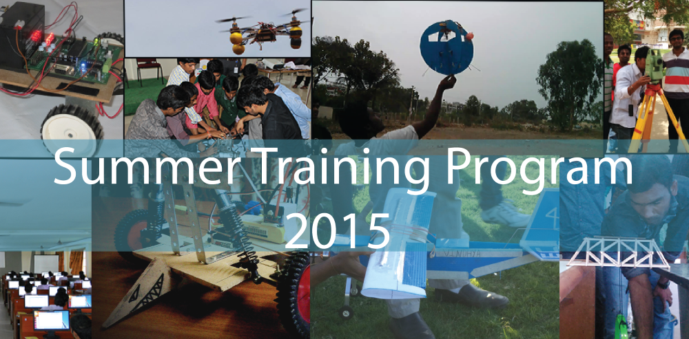 Summer Training Program 2015