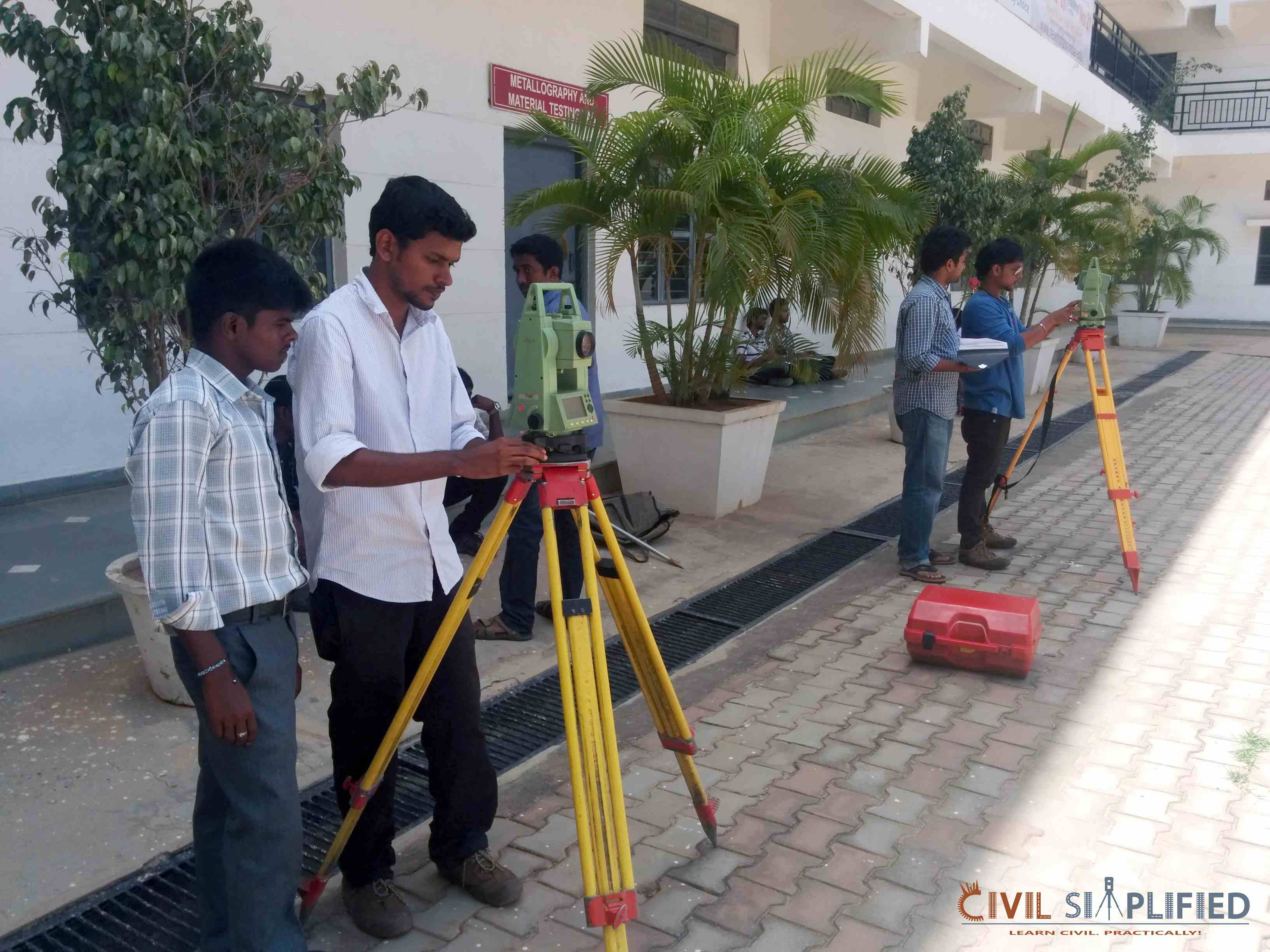 Total Station Workshop Image 3