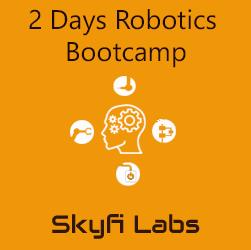 2 Days Robotics Bootcamp