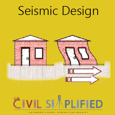 Seismic Design of Buildings Workshop Civil Engineering at Sona College of Technology Workshop