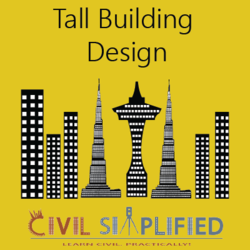 Tall Buildings Design Workshop Civil Engineering at ICES'18, Vellore Institute of technology Workshop