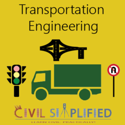 Transportation Engineering Workshop Civil Engineering