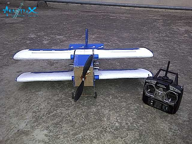 Biplane Wing Workshop Image 3