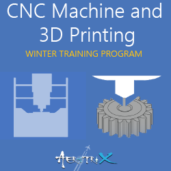 Winter Training Program on CNC Machine using Arduino and 3D Printing