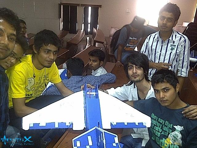 Delta Wing Workshop Image 3