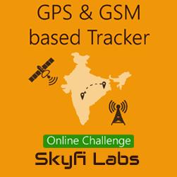 GPS – GSM Based Vehicle Tracker - A Challenge  at Online Workshop