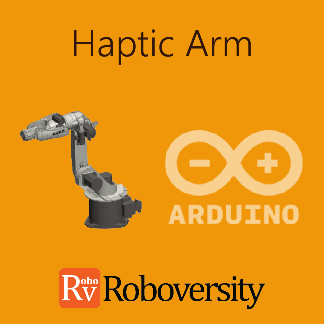 Haptic Arm Arduino Workshop Robotics