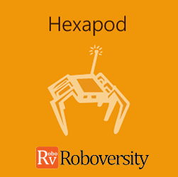 Hexapod using Arduino Workshop Robotics