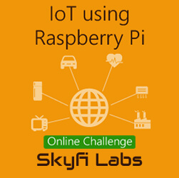 IoT using Raspberry Pi Project - A Challenge  at Online Workshop