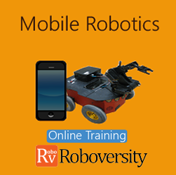Mobile Robotics Online Project based Course Robotics at Online Workshop