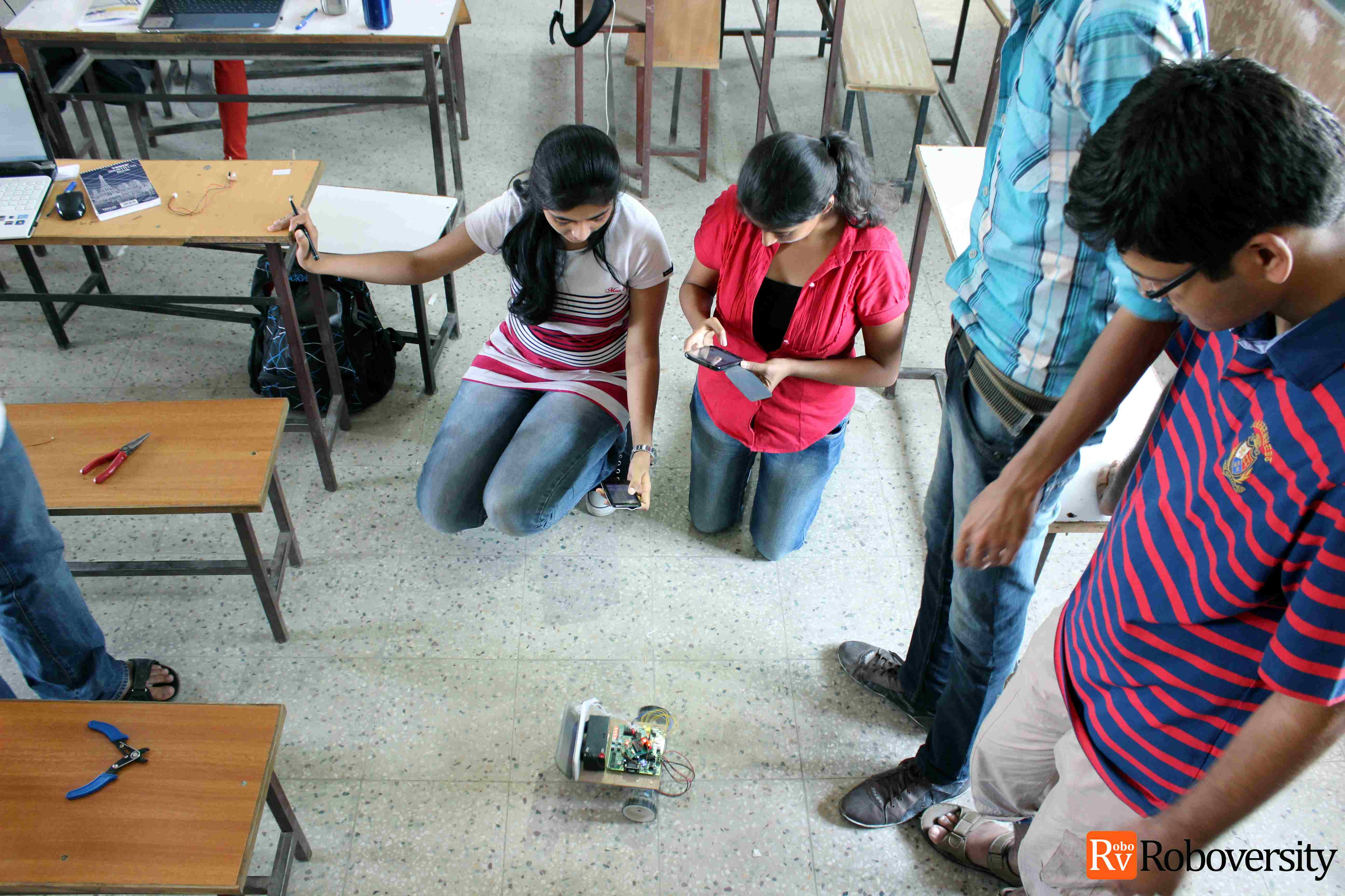 Mobile Robotics Workshop Snap 2