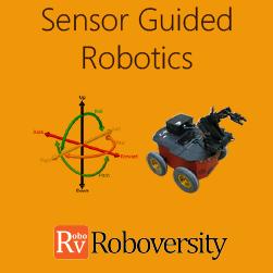 Sensor Guided Autonomous Robotics Workshop (One Day)