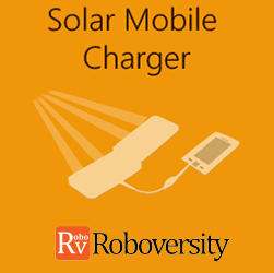 Solar Mobile Charger Workshop Robotics