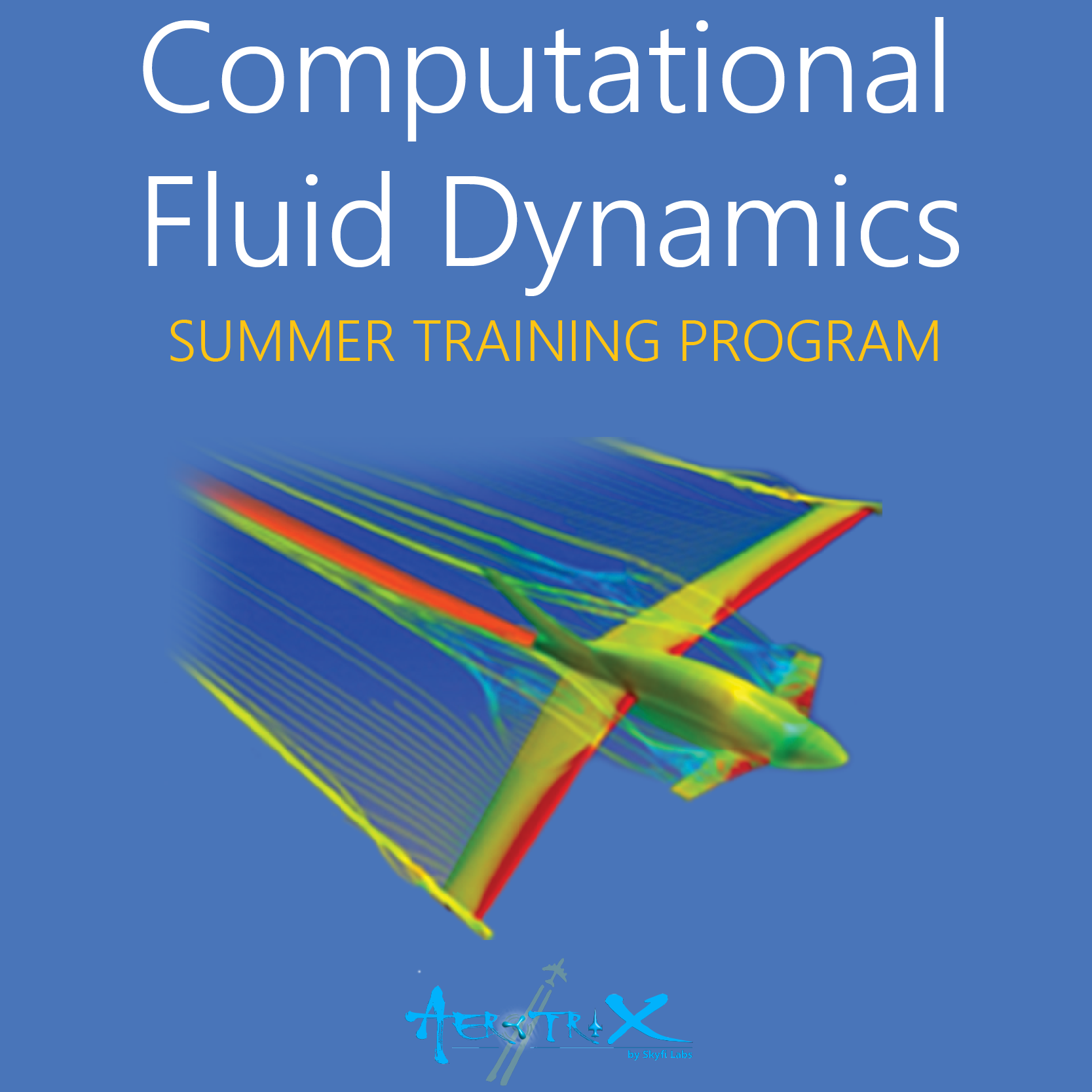 Summer Training Program on CFD in association with Altair Engineering  at Skyfi Labs Center Workshop