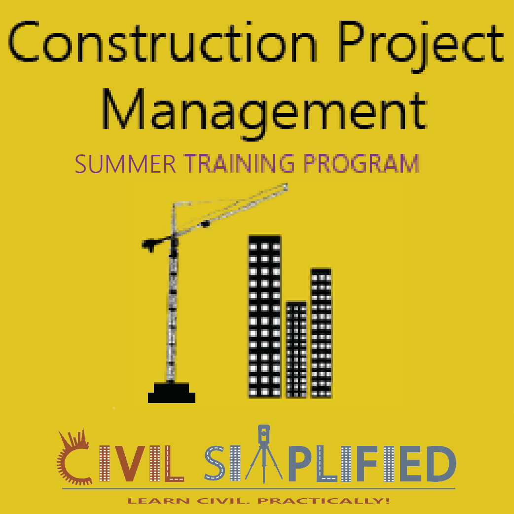 Summer Training Program on Construction Project Management  at Skyfi Labs Center Workshop