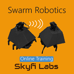 Swarm Robotics Online Project based Course Robotics