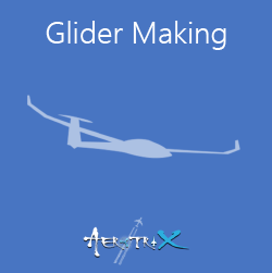 Glider Making Workshop Aeromodelling at AnFang 2017, Indian Institute of Technology Workshop