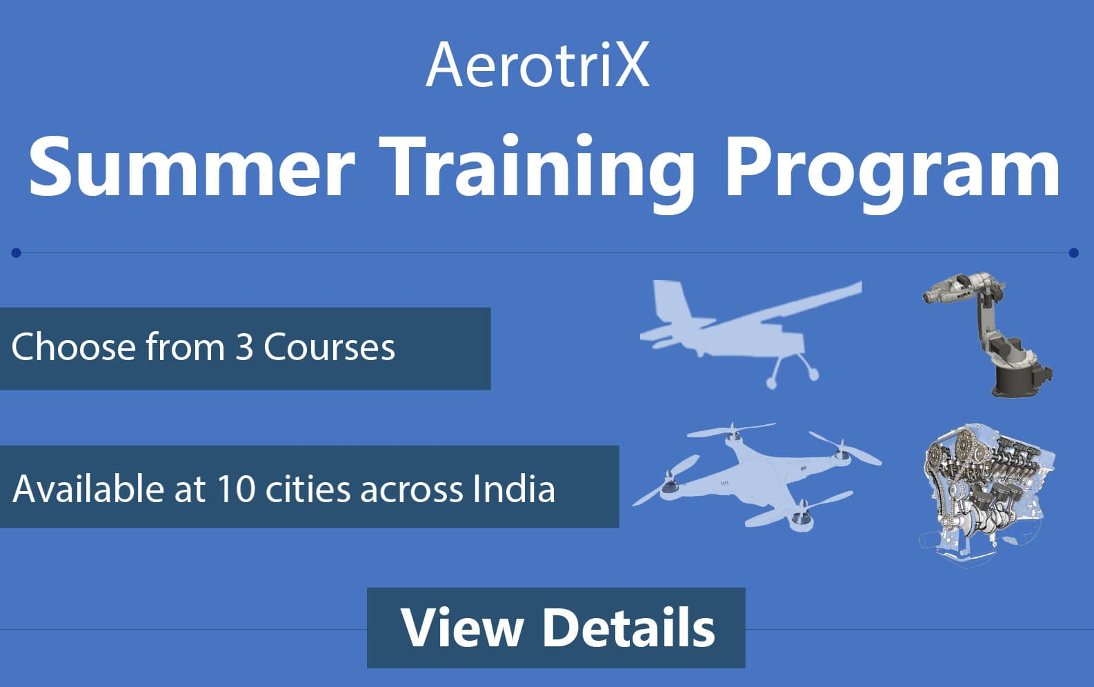 Aeromodelling Workshops and Projects