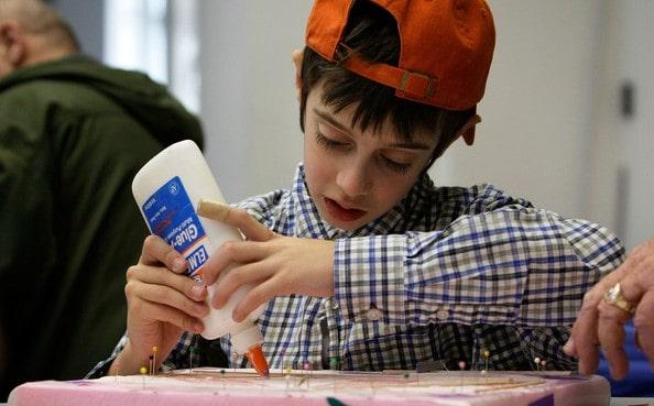 Aeromodelling summer camp for School kids