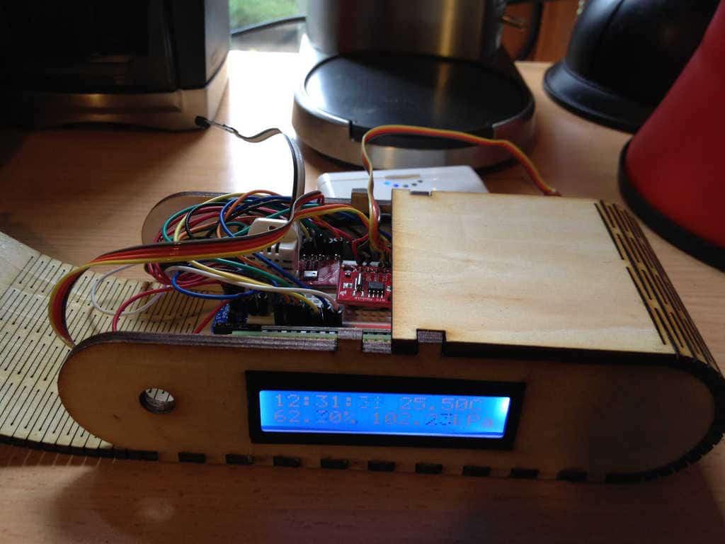 Arduino based Weighing Machine