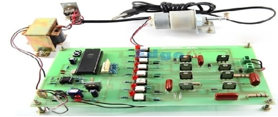 Automatic Power Factor Control Using Microcontroller Through Shunt Capacitor