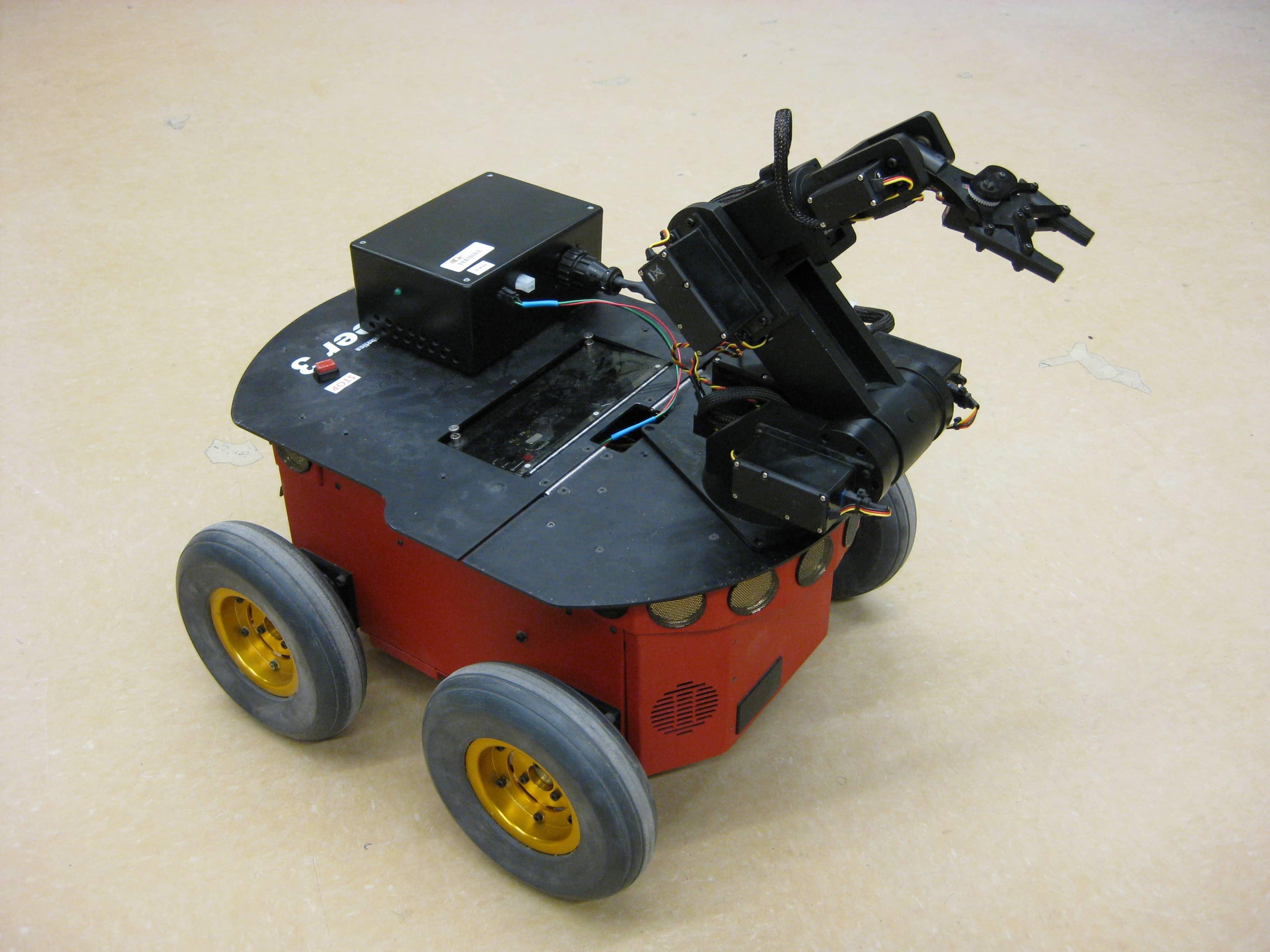 Autonomous Navigation Robot
