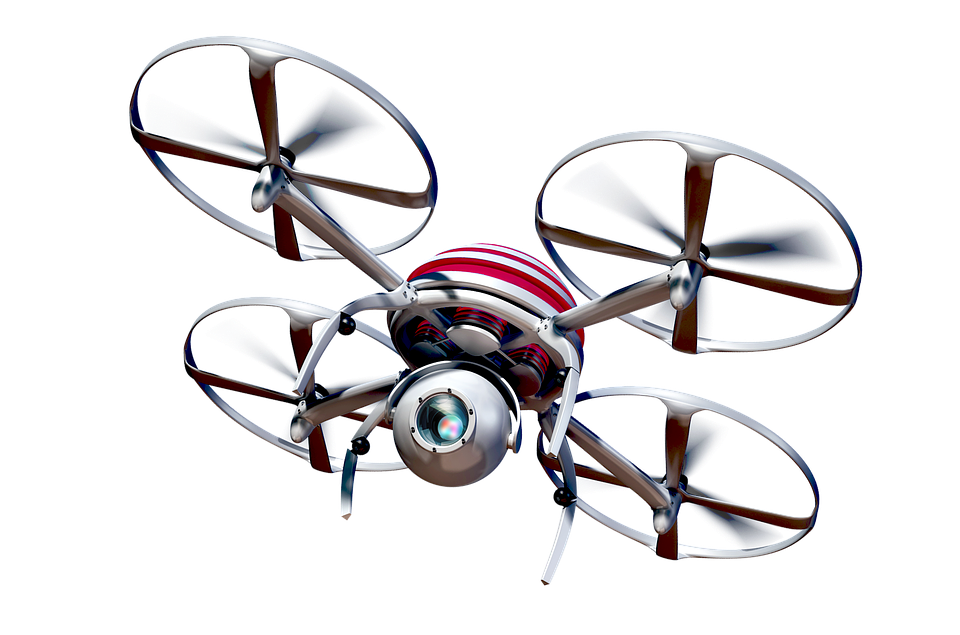 Best drone training programs in India