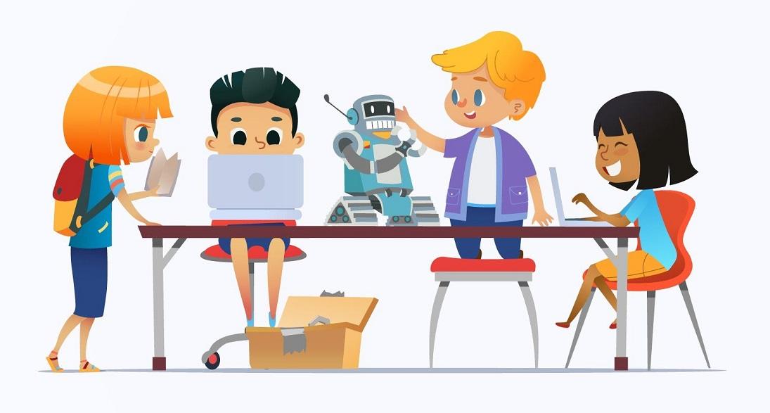 Best STEM based robotics classes for kids in Kolkata