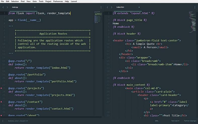 Content Aggregation using Python