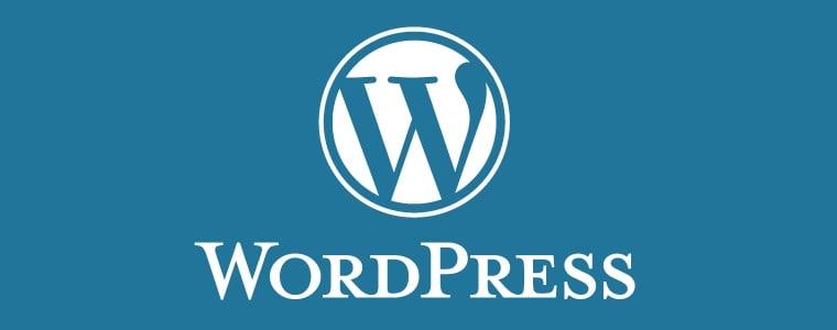 Creating a website using WordPress