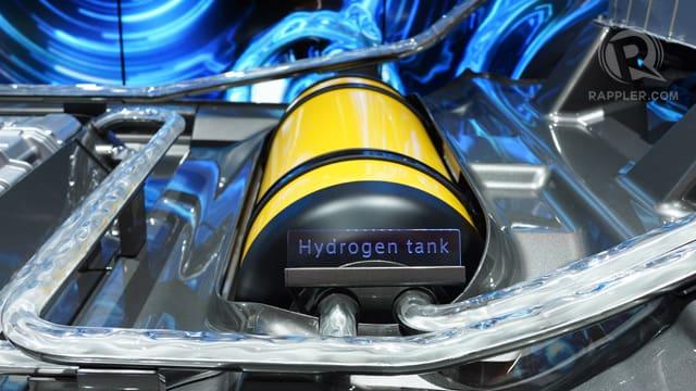 Designing of Hydrogen Fuel Car