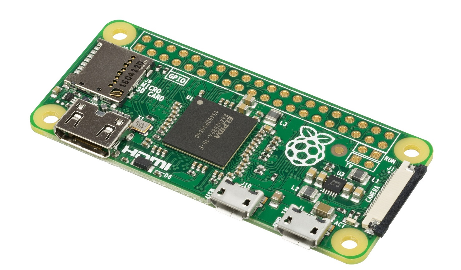 What are the different types of Raspberry Pi?