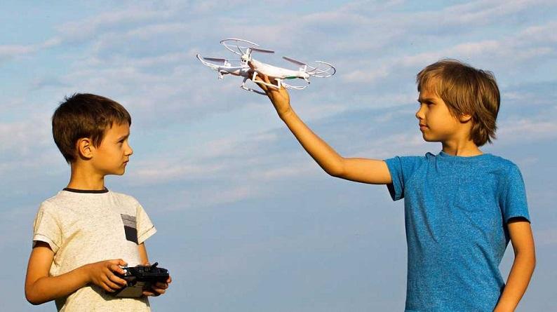 Drones training for kids in Mumbai