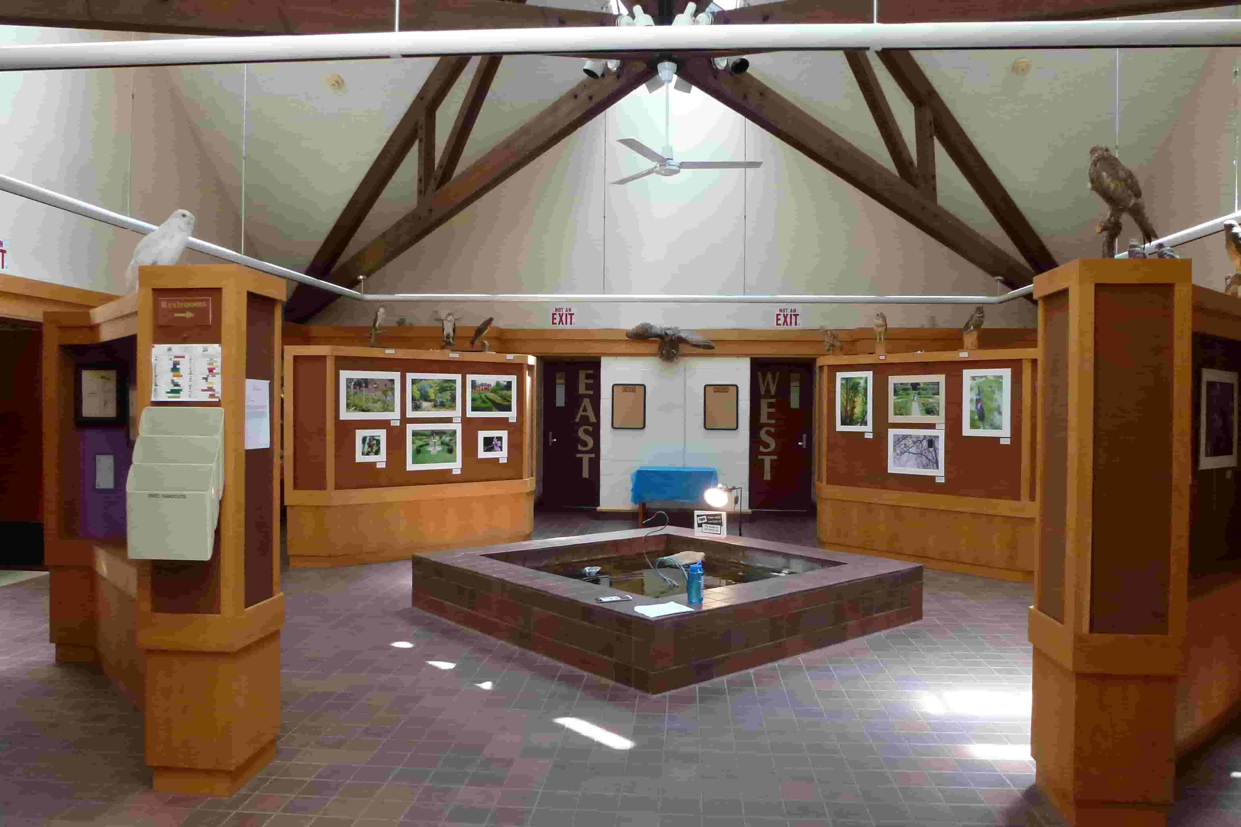 Environmental interior design
