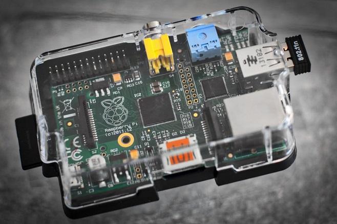 Raspberry Pi based robotics kit for engineering students